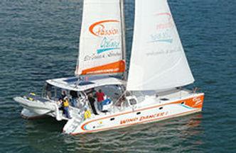 Catamaran Cruises Grand Baie, Catamaran