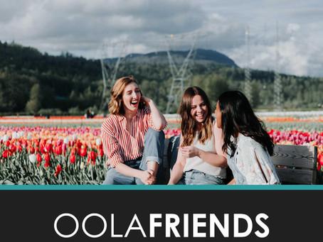 Oola Friends Challenge