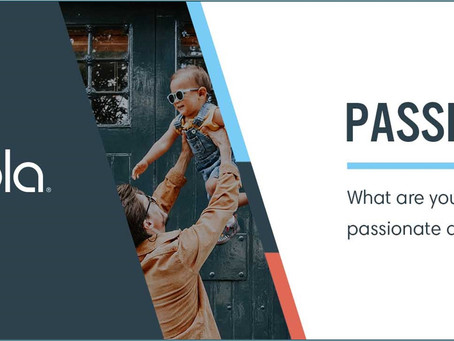 Are you passionately pursuing your exciting future?