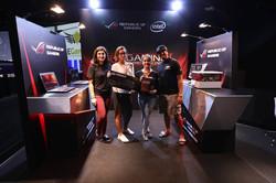 AEGaming Intel event