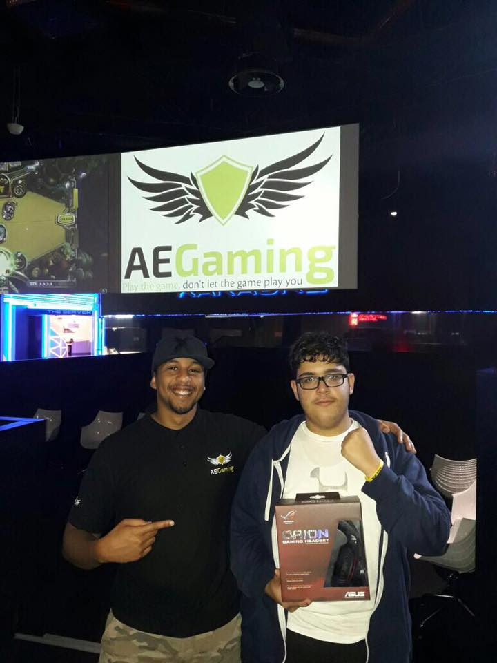 AEGaming Event