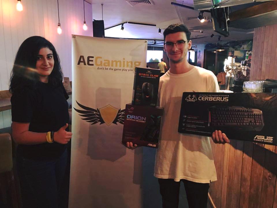 AEGaming giveaway