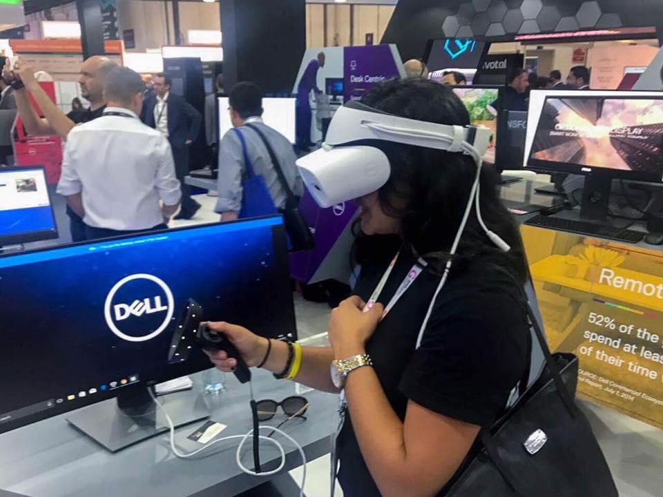 AEGaing VR