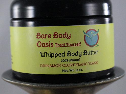 Cinnamon Clove Ylang Ylang Body Butter