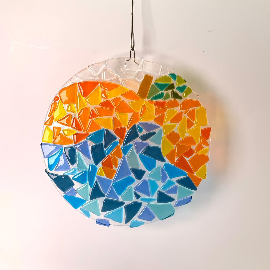 Mosaic Like Suncatcher