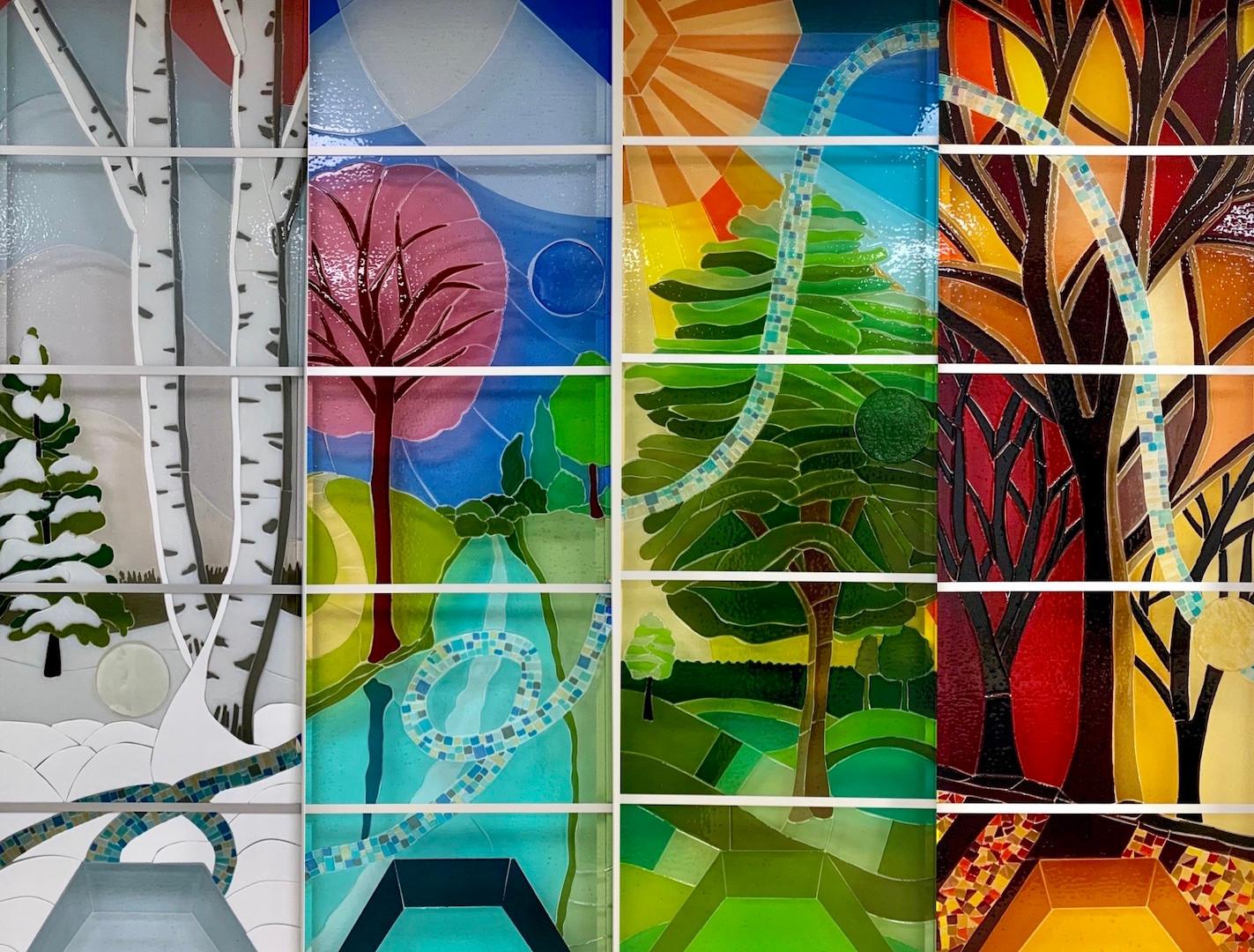 All Four Seasons