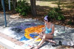 Bloom N Chalk Fest
