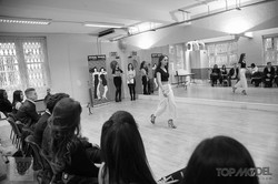 Rehearsal: Top Model UK