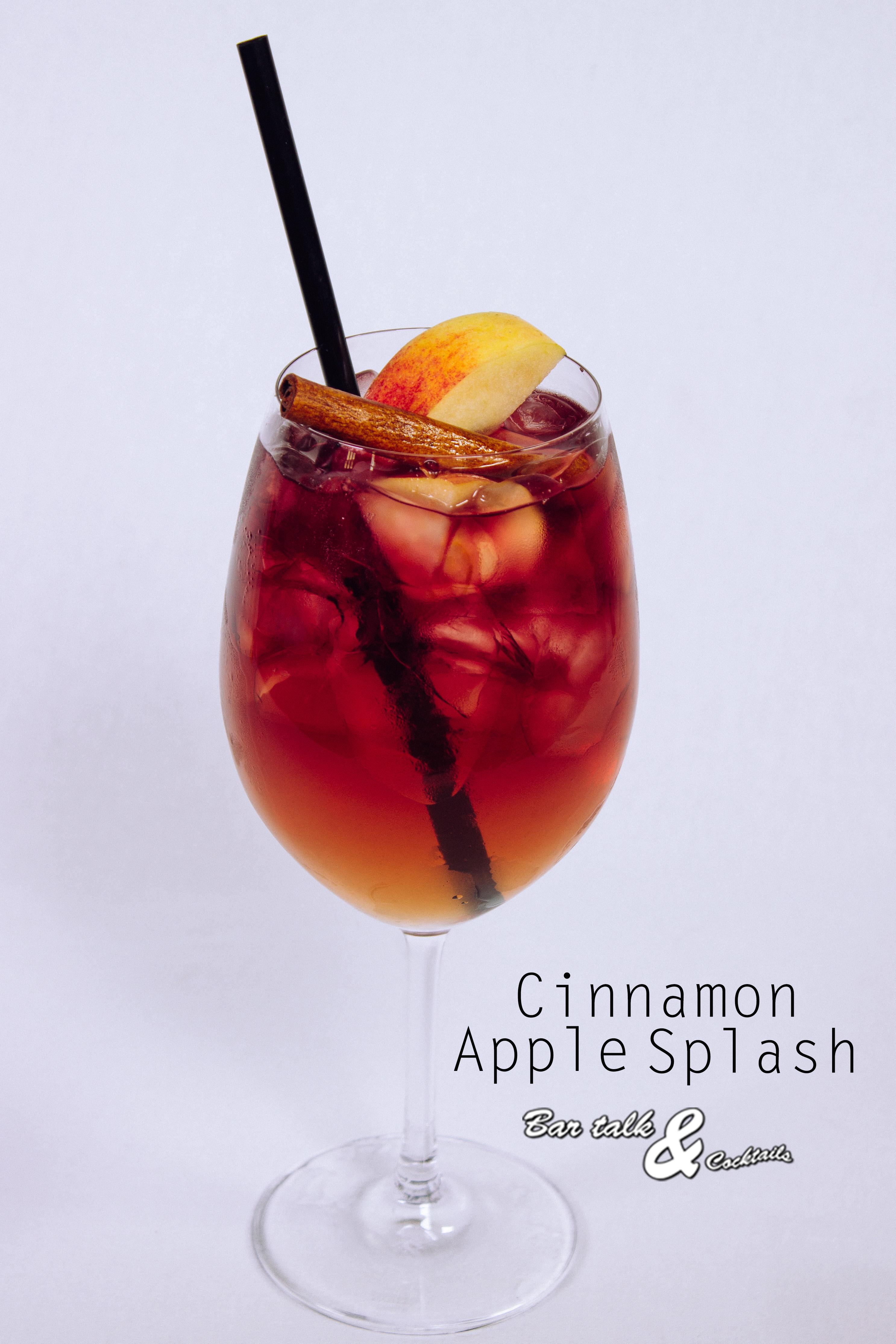 CinnamonAppleSplash