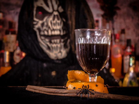 Cafe Diablo: Halloween Part 2