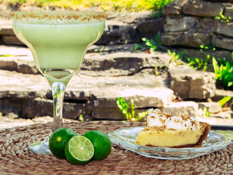 Coconut Key Lime
