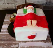 Santa Sleeping Cake.jpg