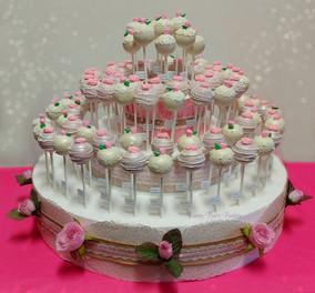 Vintage Rose Cake Pops and Display.jpg