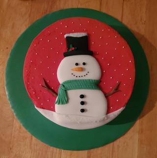 Full Snowman Christmas Winter Cake.jpg