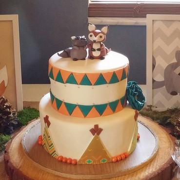 Woodland Creatures Baby Shower Cake.jpg