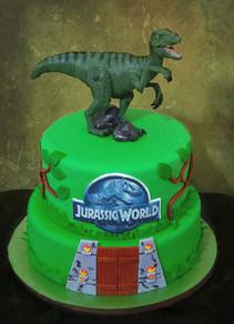 Jurassic World Cake.jpg