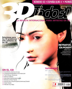 3Dworld cover