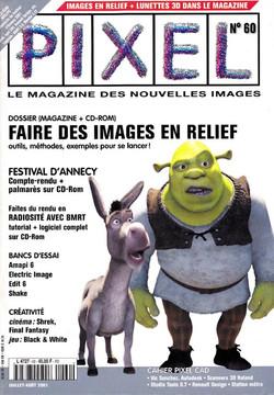 Pixel cover