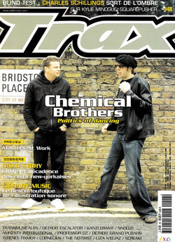 Trax cover