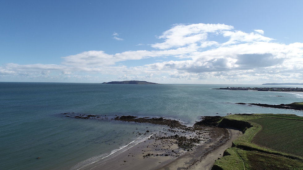 Lambay Island and Rush.JPG