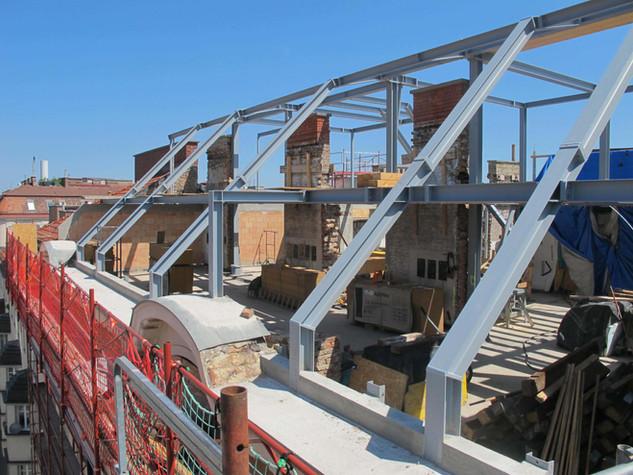 Dachgeschossausbau UWG37