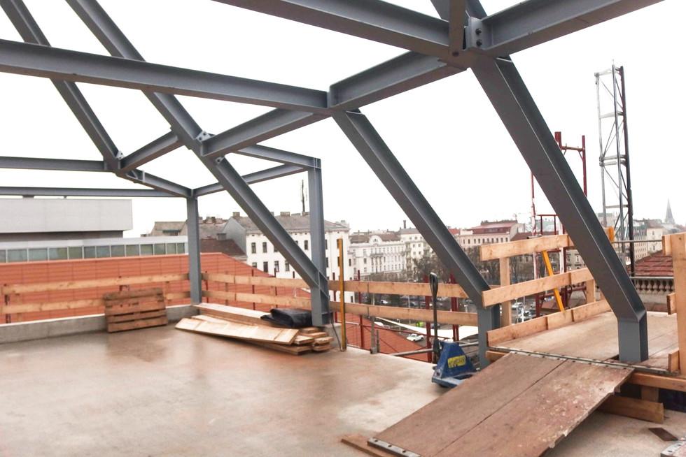 Dachgeschossausbau NBG35, 1150 Wien