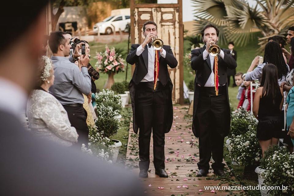 Músicos para casamento