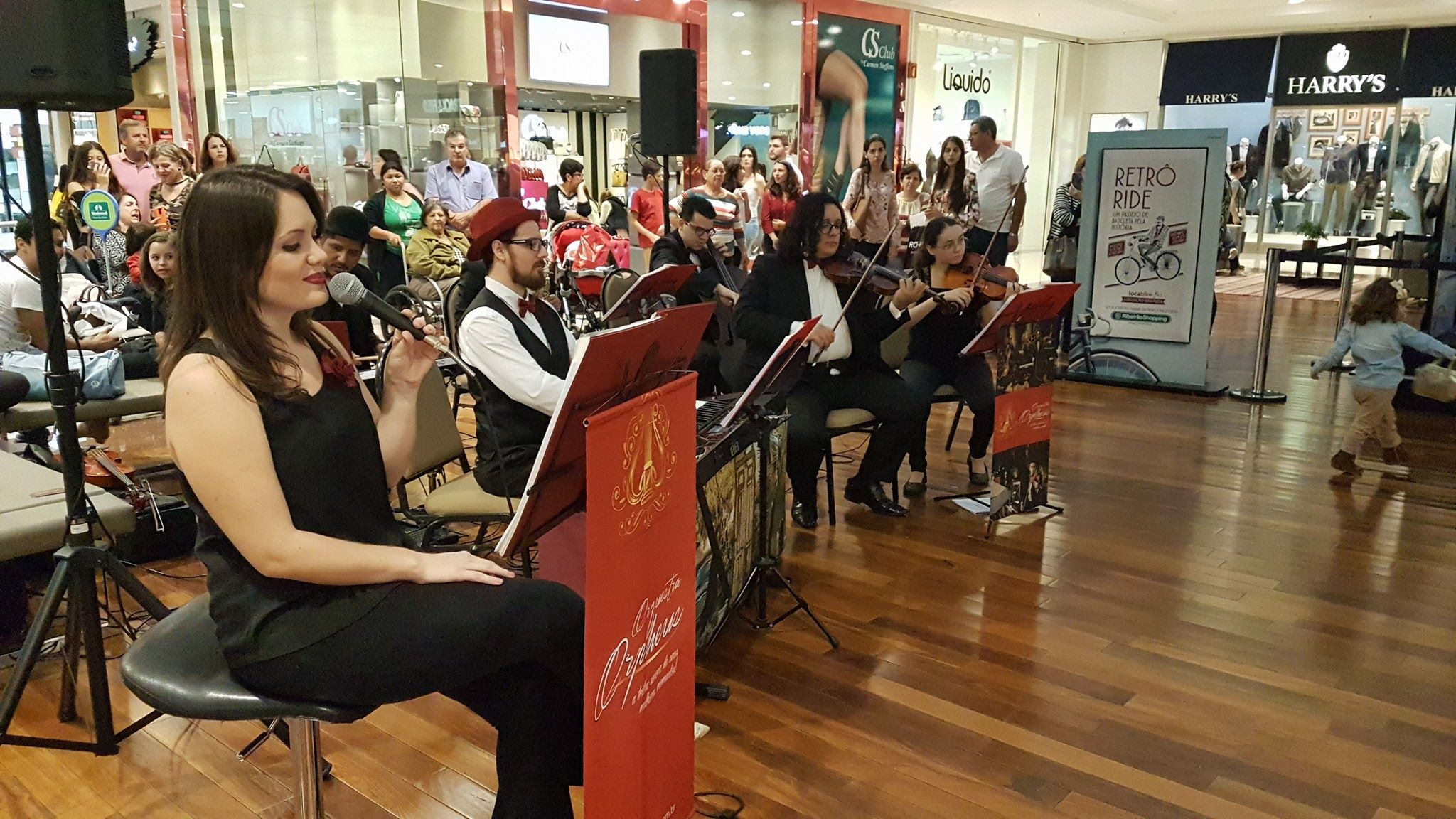 Orquestra Orpheus Ribeirão Shopping