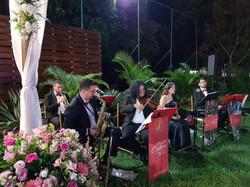 Orquestra Orpheus na Villa Monreale