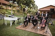 Orquestra Orphes na Villa Campesina