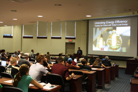 Education on Energy, Technology, and Design