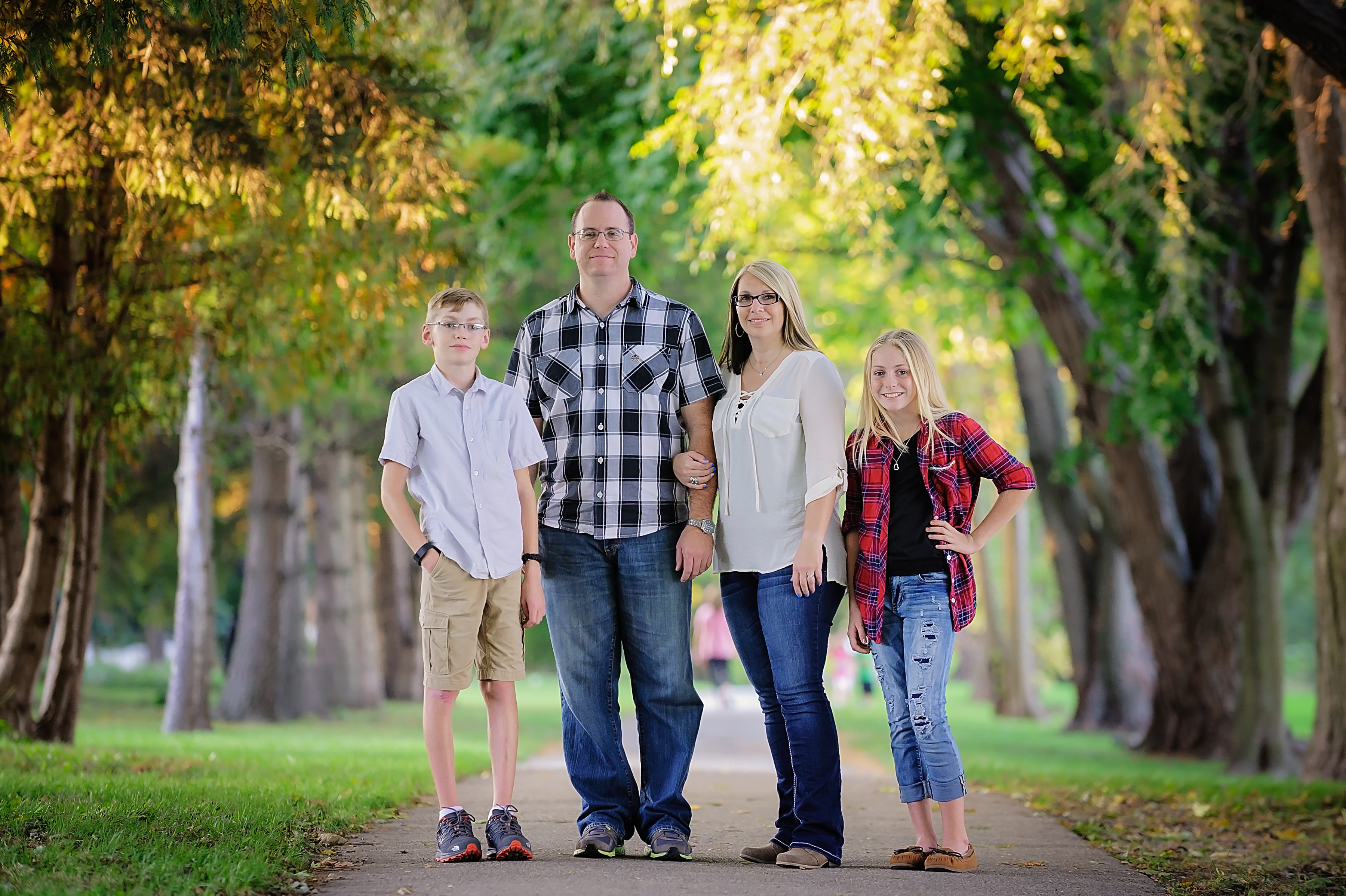 Family On Location Session