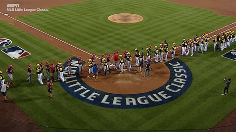 MLB - Annual Little League Classic
