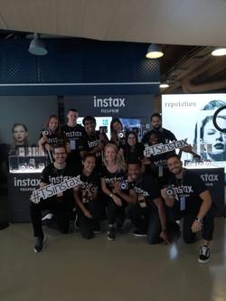 Instax Event Team