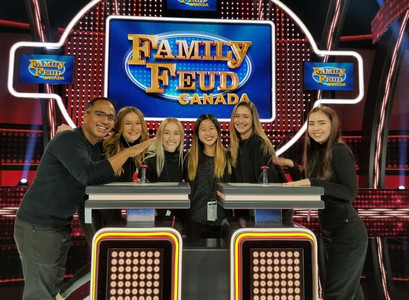 CBC - FAMILY FEUD Canada Tour
