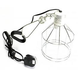 Tortoise Care Cermaic Lamp holder