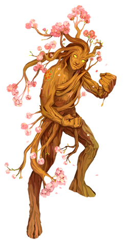 Sakura (Dryad)