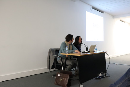 Rika's Visit 2019 - Conference at Museu do Oriente (1)