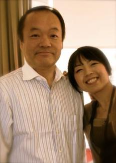 Rika Tanaka, Dai-Shihan and Tadao Sensei