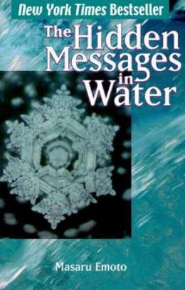 Messages in Water - Masaru Emoto - Book