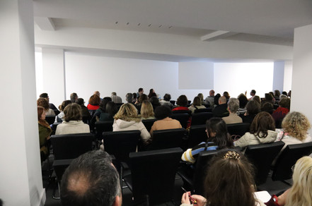 Rika's Visit 2019 - Conference at Museu do Oriente (2)