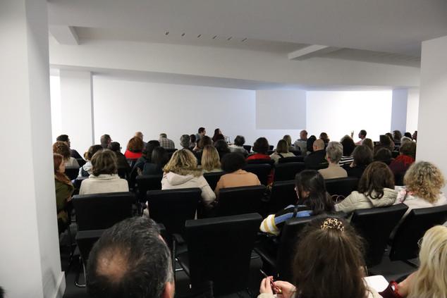 Rika's Visit 2019 - Conferência no Museu do Oriente (2)