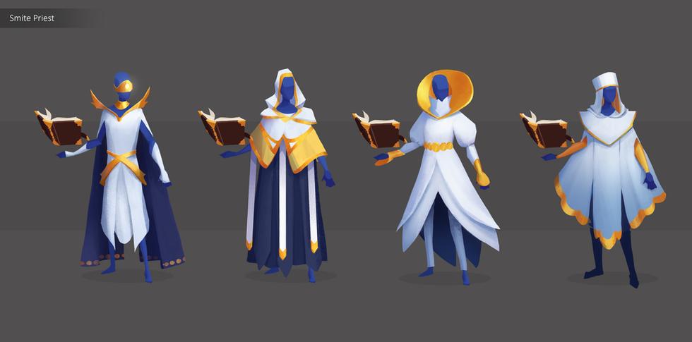 Smite Priest