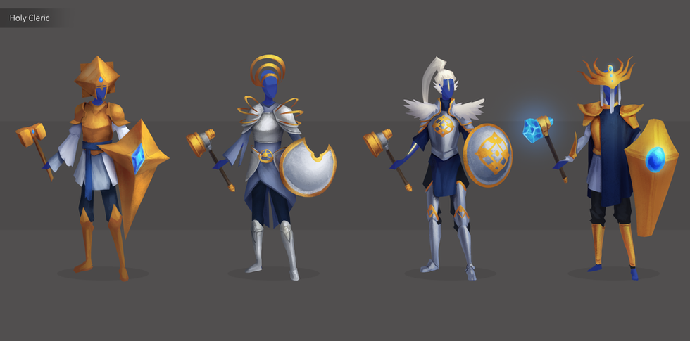 Holy Cleric