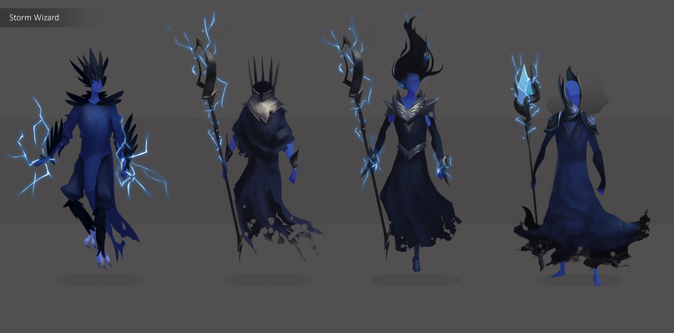 Storm Wizard