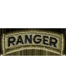 US Army Ranger Tab OCP Scorpion Patch