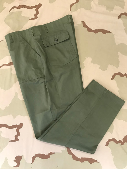 US Army OG-507 Utility Trousers
