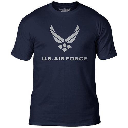 US Air Force 'Flight' 7.62 Design T-Shirt