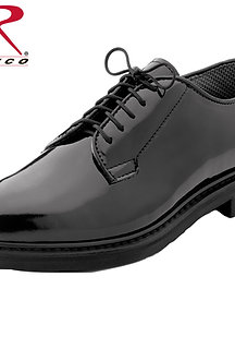 Rothco Uniform Hi-Gloss Oxford Dress Shoes