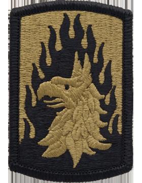 US Army OCP 12th Aviation Brigade Patch